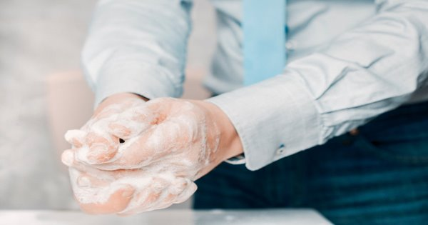 Handwashing and Hand Sanitizing in the Workplace