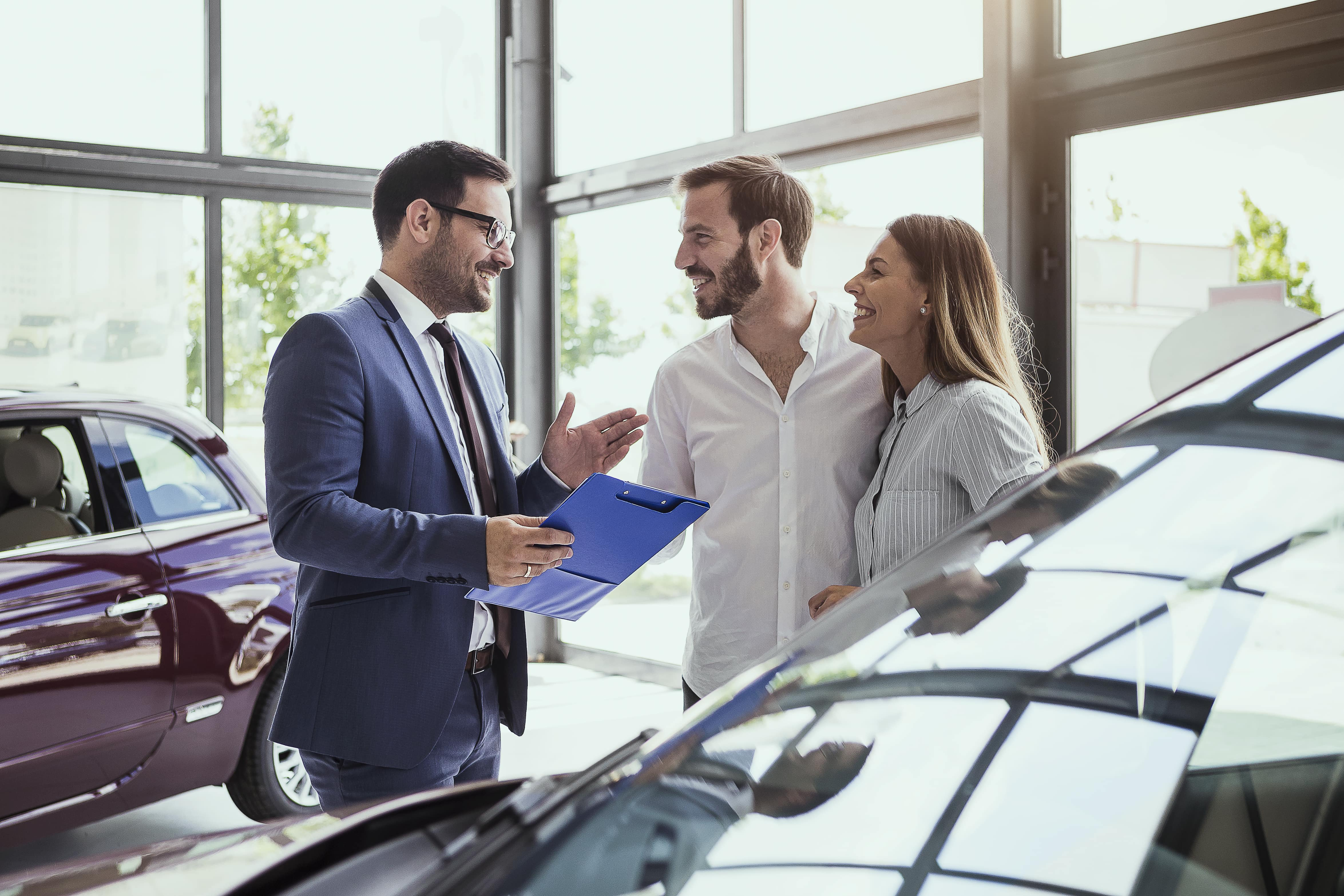 Insurance for Auto and Car Dealers image
