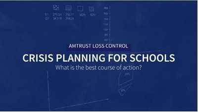 Crisis Planning for Schools