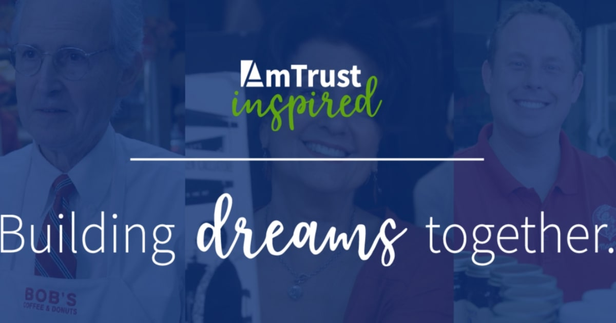 AmTrust Inspired: Supporting Small Business Dreams