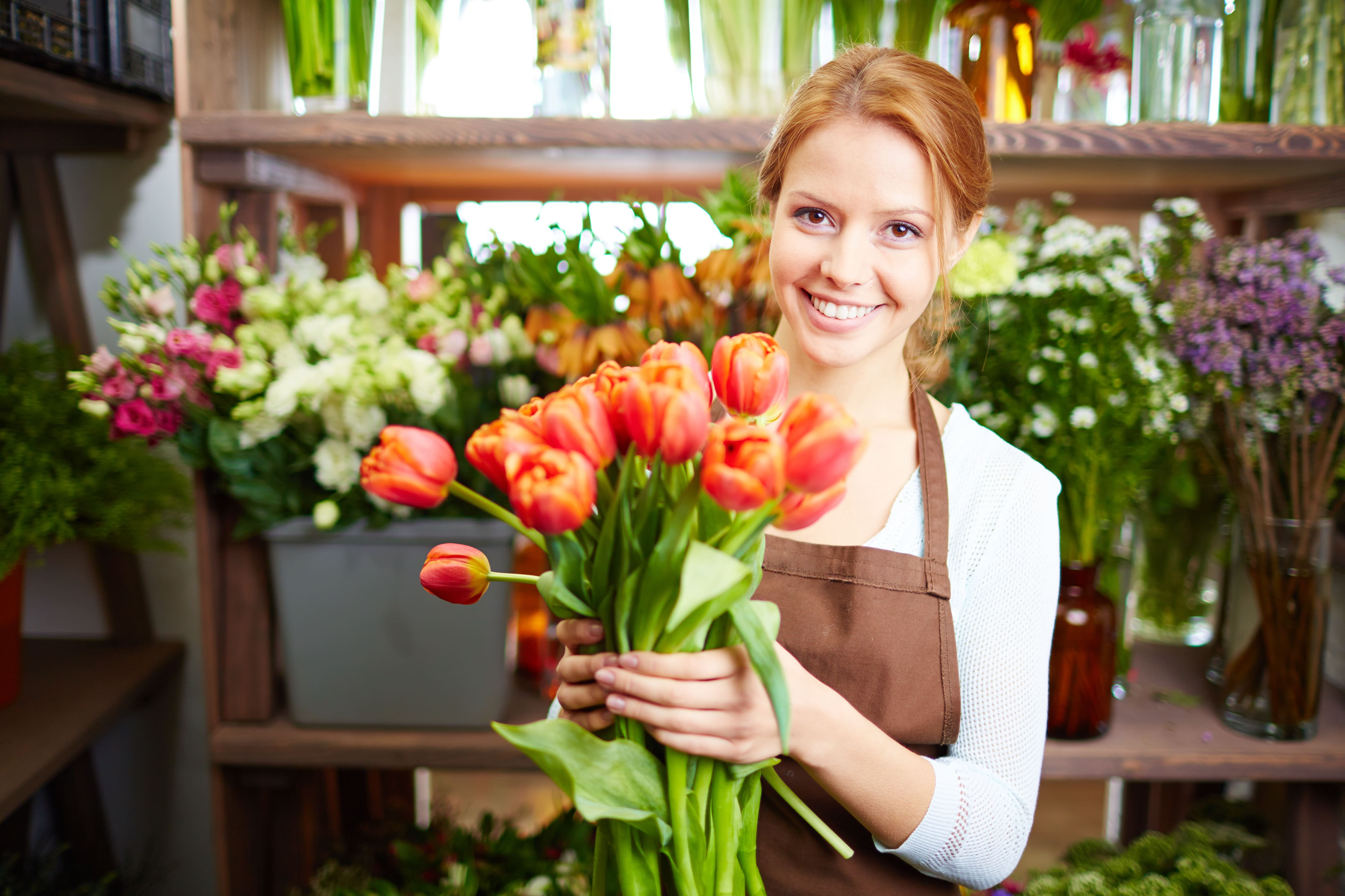 Insurance for Florists & Flower Shops image