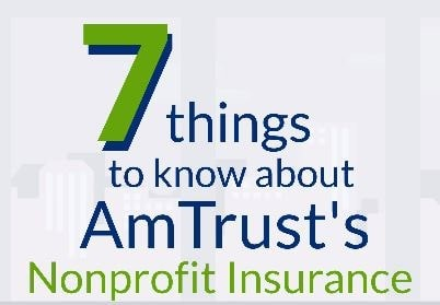 Seven Things Every Agent Should Know about Our Nonprofit Insurance