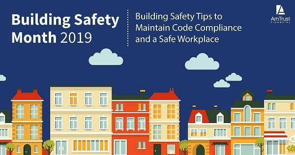 building safety tips to maintain code compliance and safe workplace