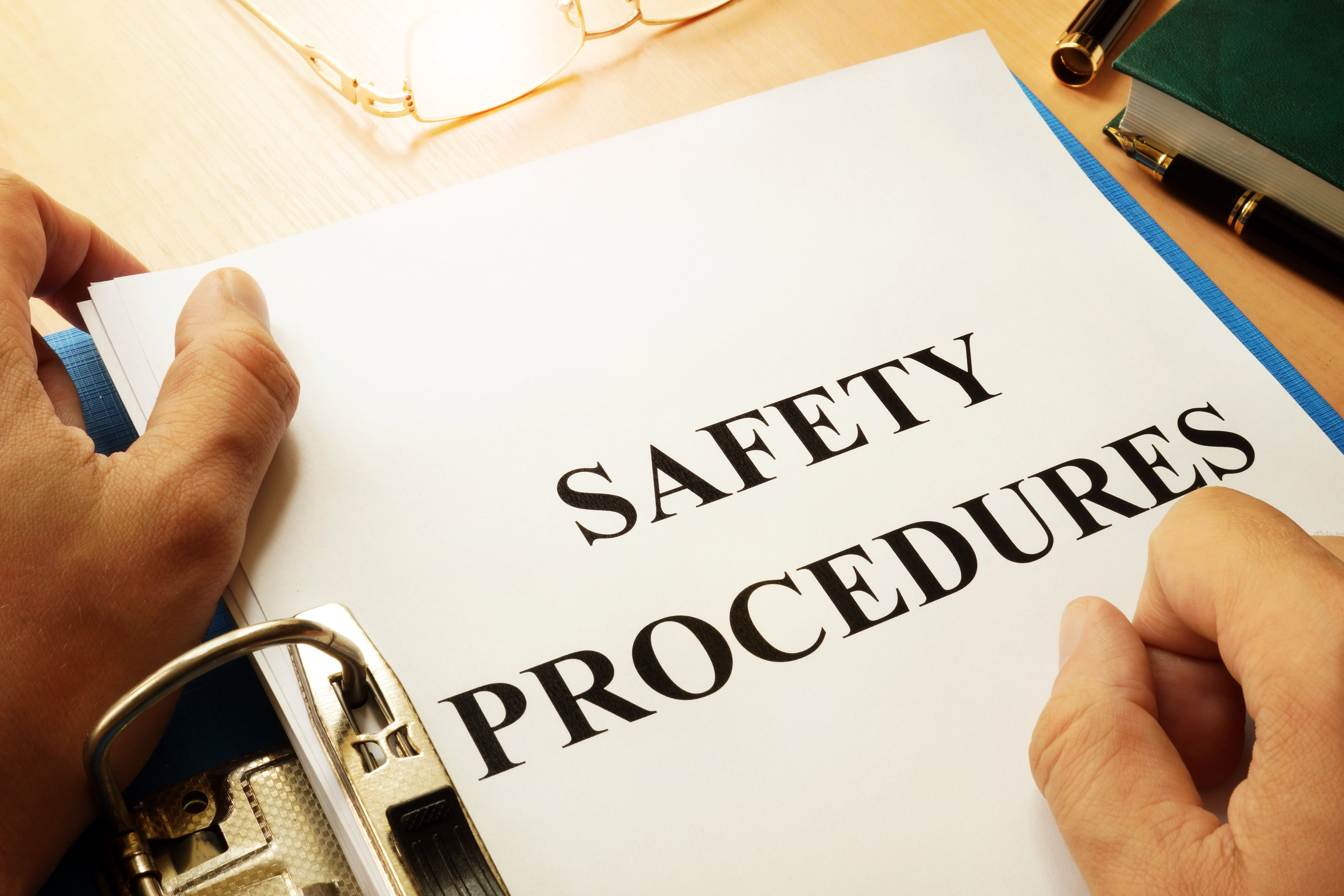 How to Create Workplace Safety Training Policies and Procedures