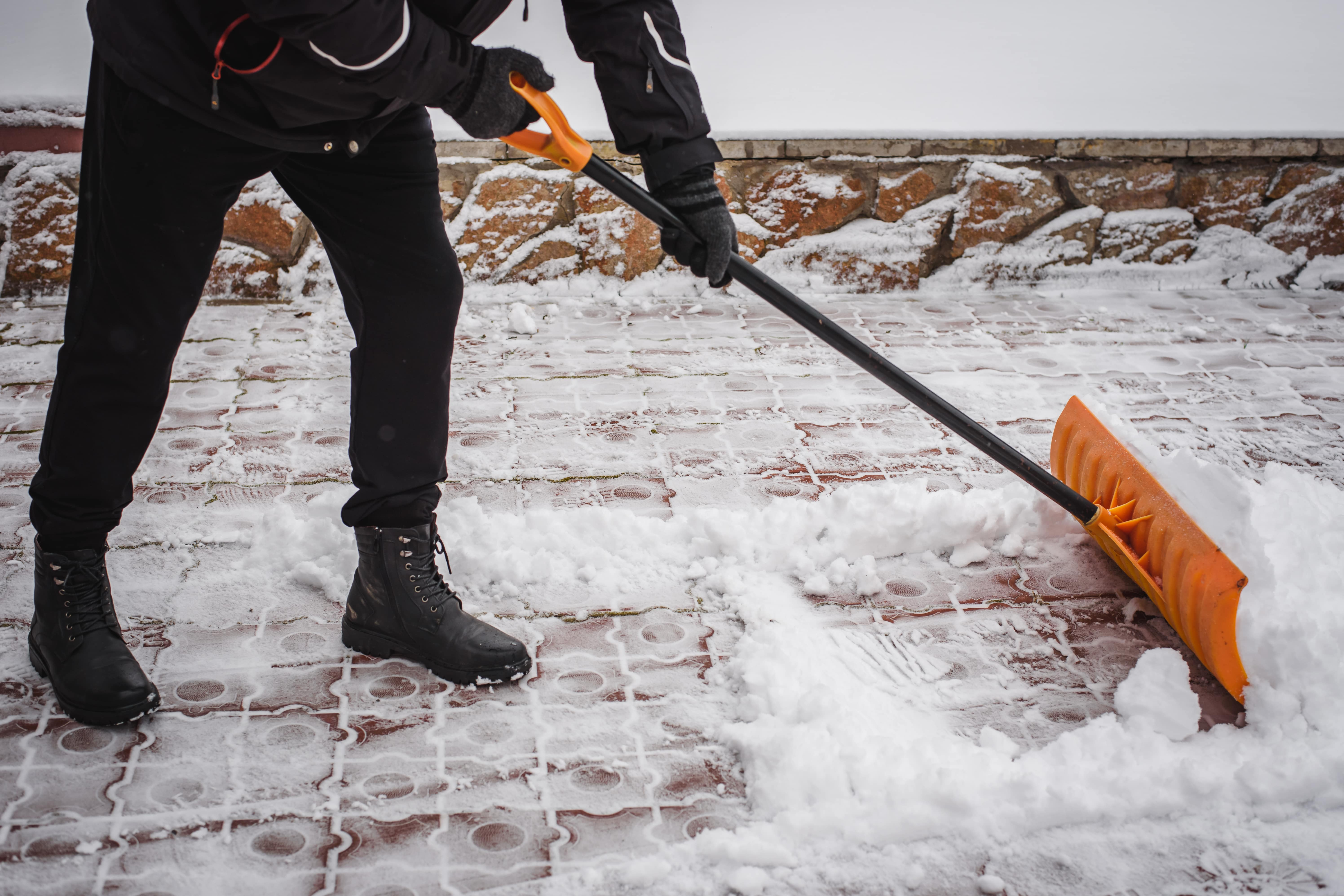 Preventing Snow Shoveling Injuries