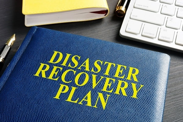disaster recovery plan for national preparedness month