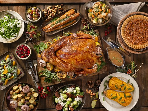 How Thanksgiving Dinner is Like Small Business Insurance