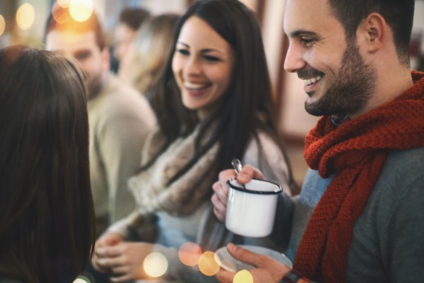 Twelve Tips for Holiday Party Networking