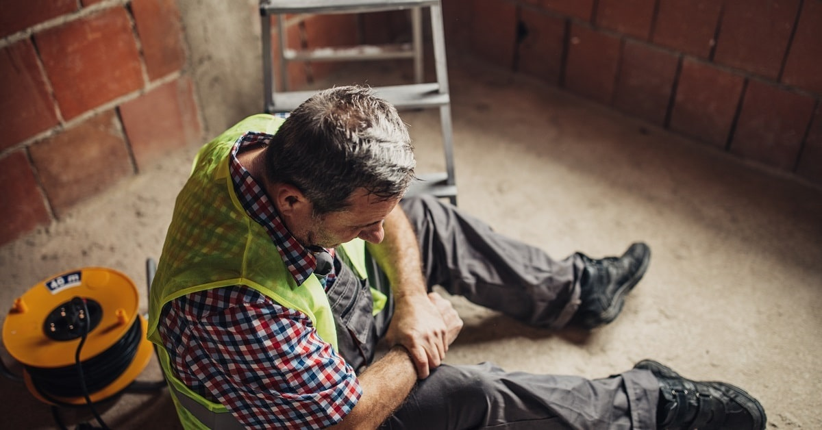 5 Most Common Workplace Accidents