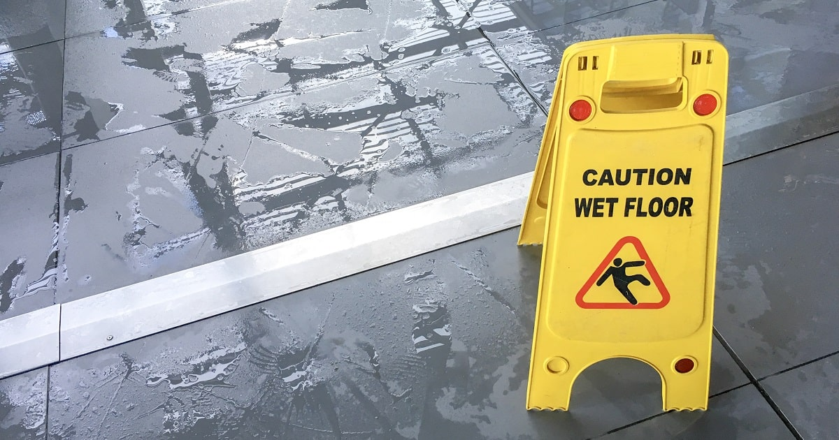 Walkway Safety in the Workplace