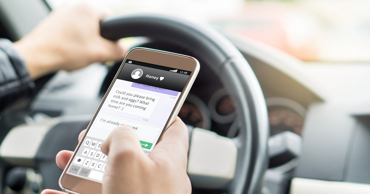 Distracted Driving Awareness Month 2019