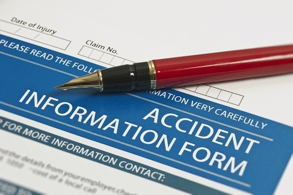 workers' compensation injury form